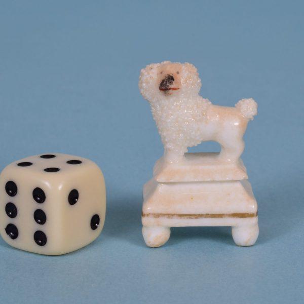 Miniature Staffordshire Poodle.