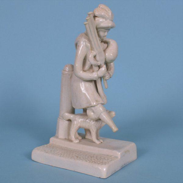 Staffordshire Figure of Douglas.