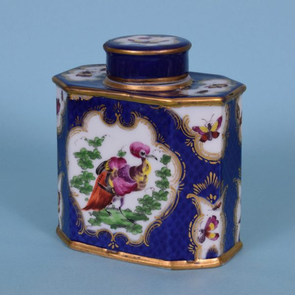 Samson of Paris Tea Cannister