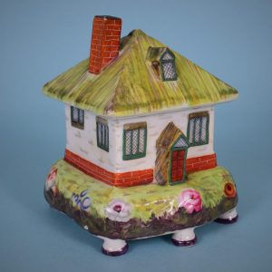 Staffordshire Porcelain Cottage