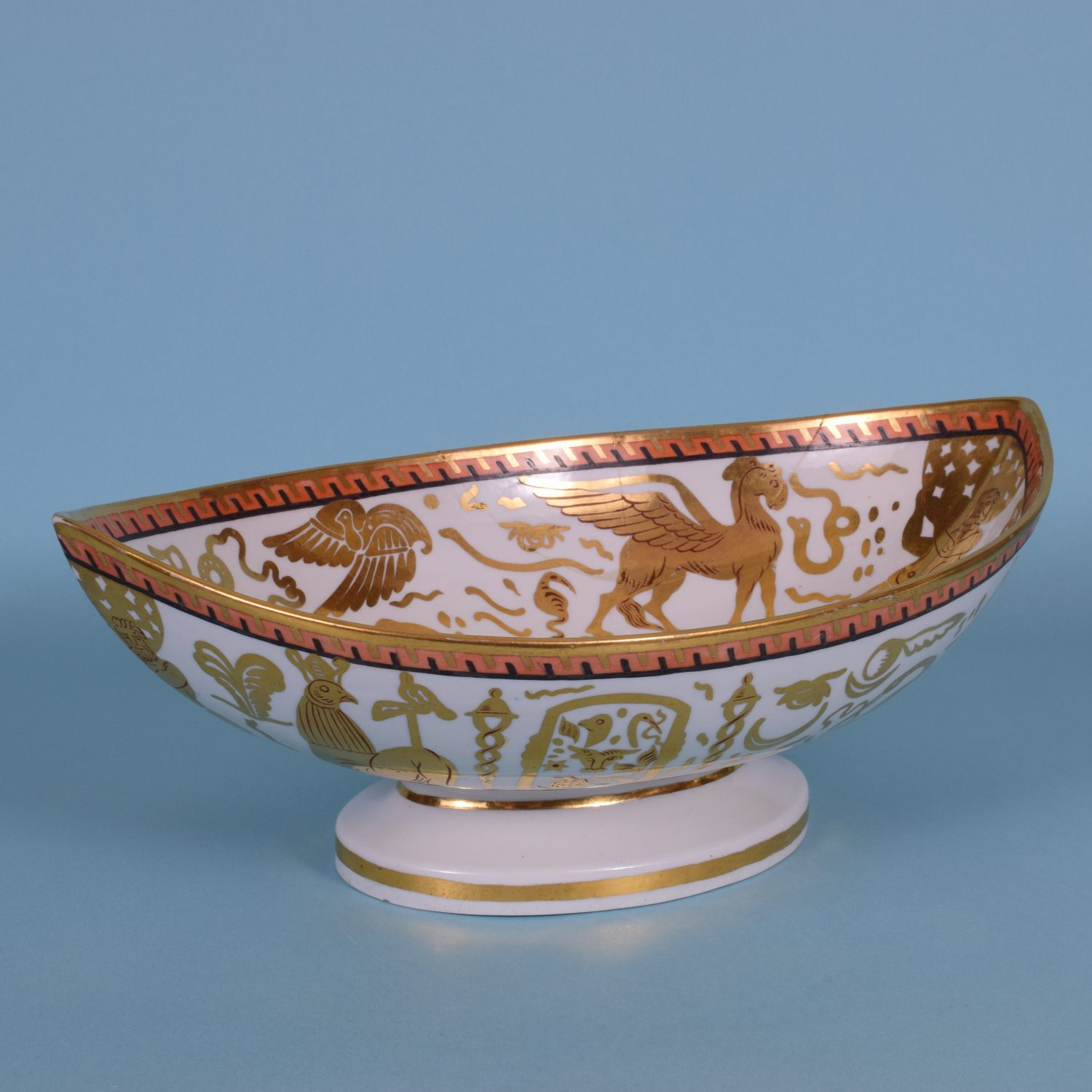 Egyptian Revival Table Centrepiece, c1810
