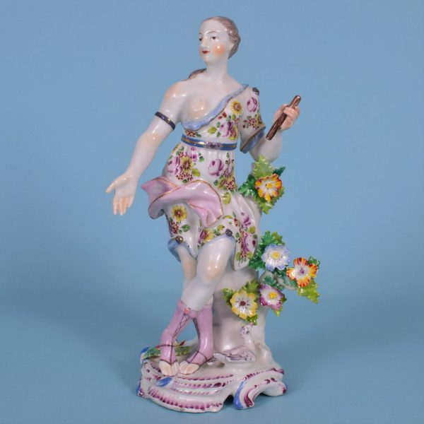 Bow Figure of Venus.