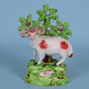 Staffordshire Pearlware Ram