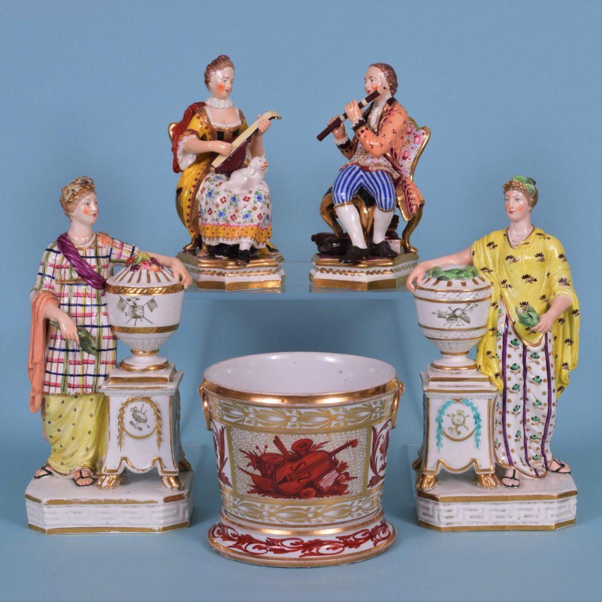16. English Porcelain