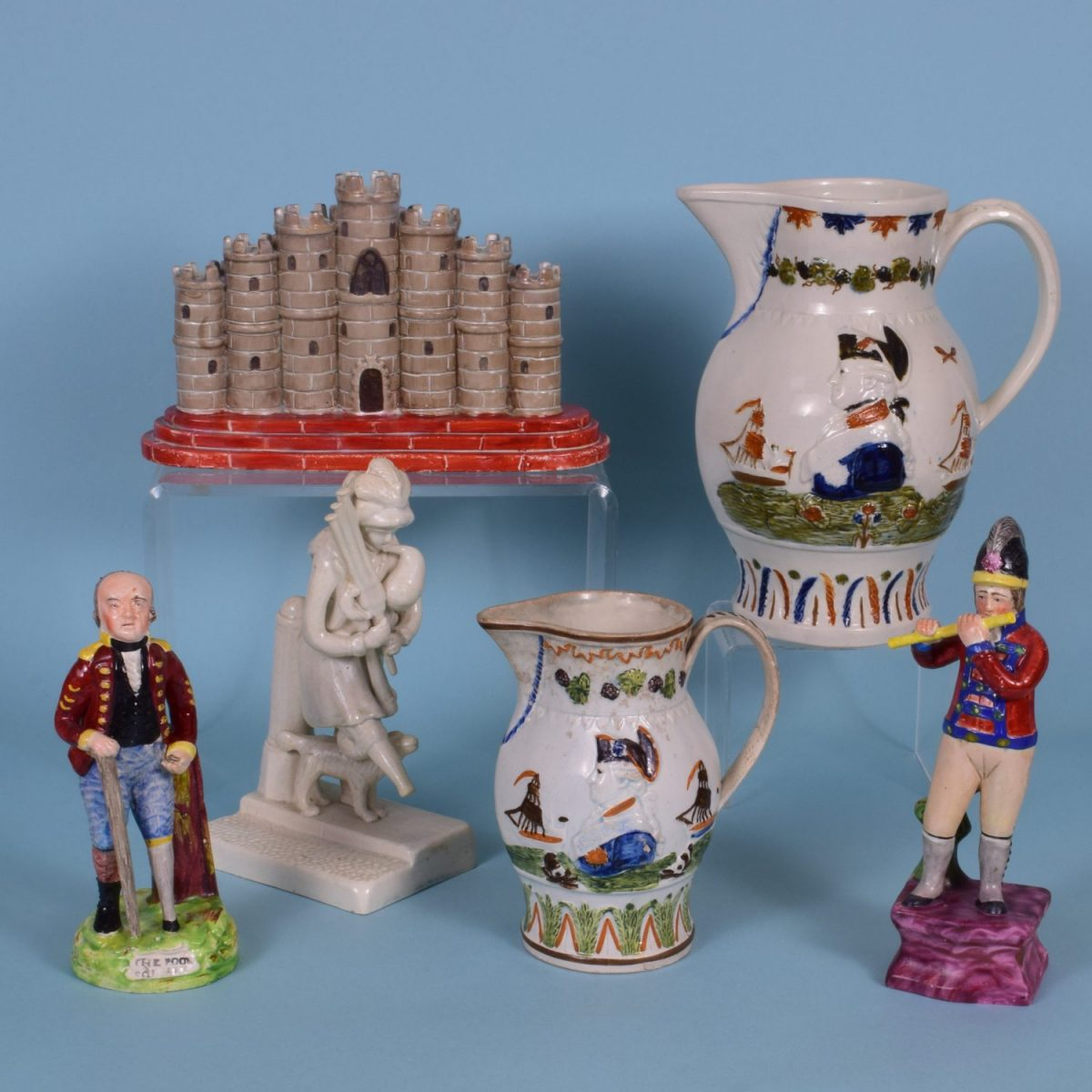 10. English Pottery