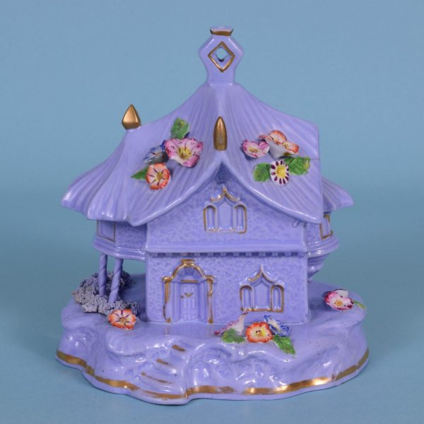 Staffordshire 'Lavender' Cottage