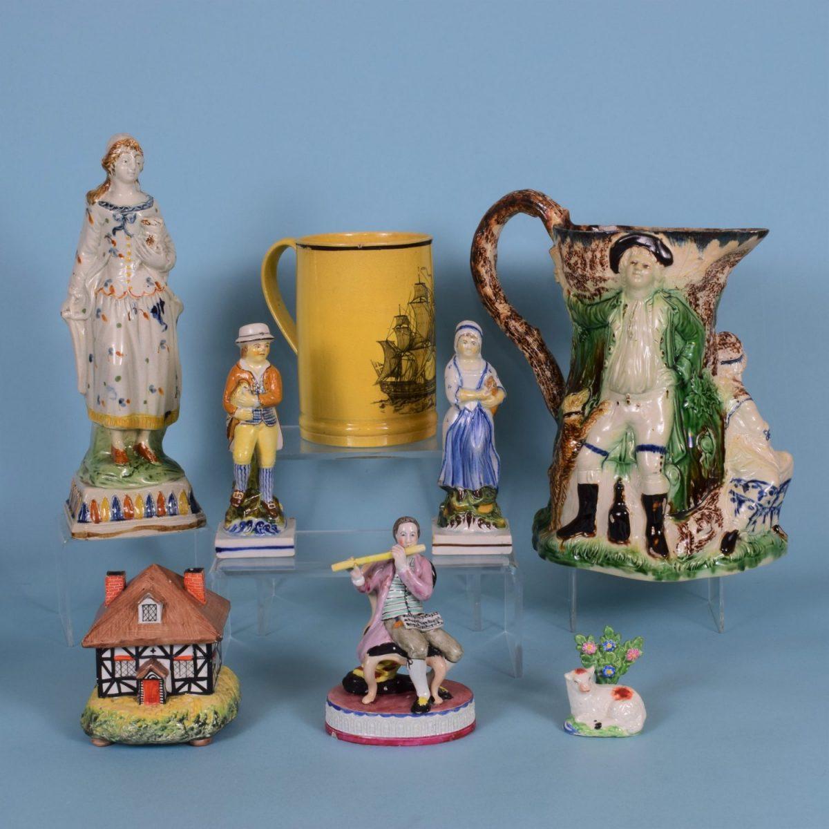 6. English Pottery