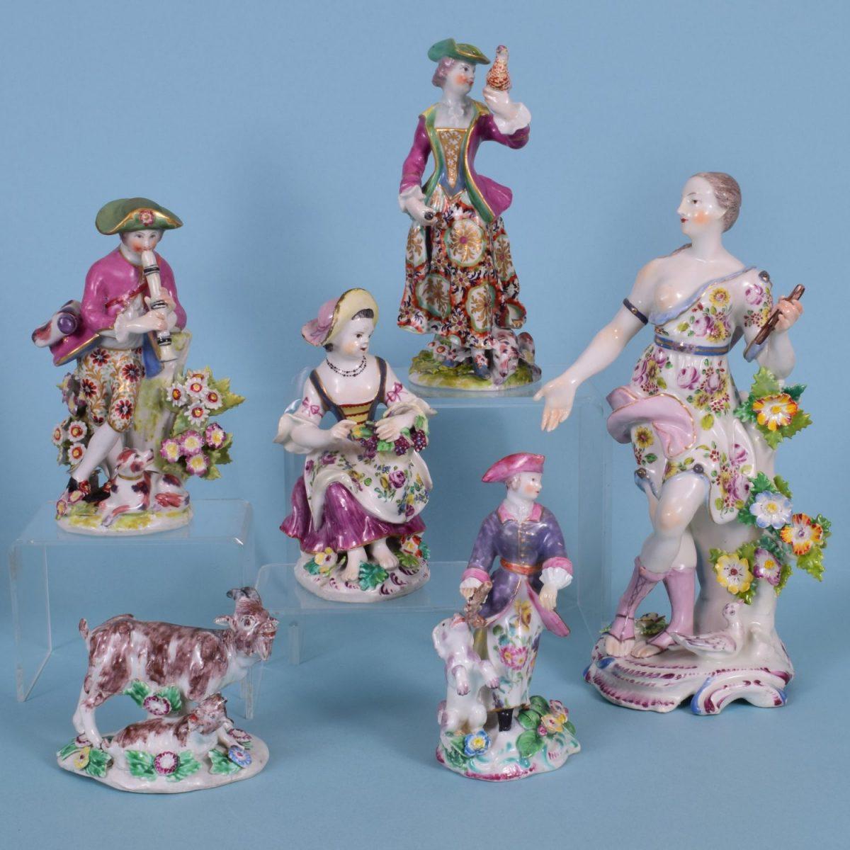 13. Bow Porcelain