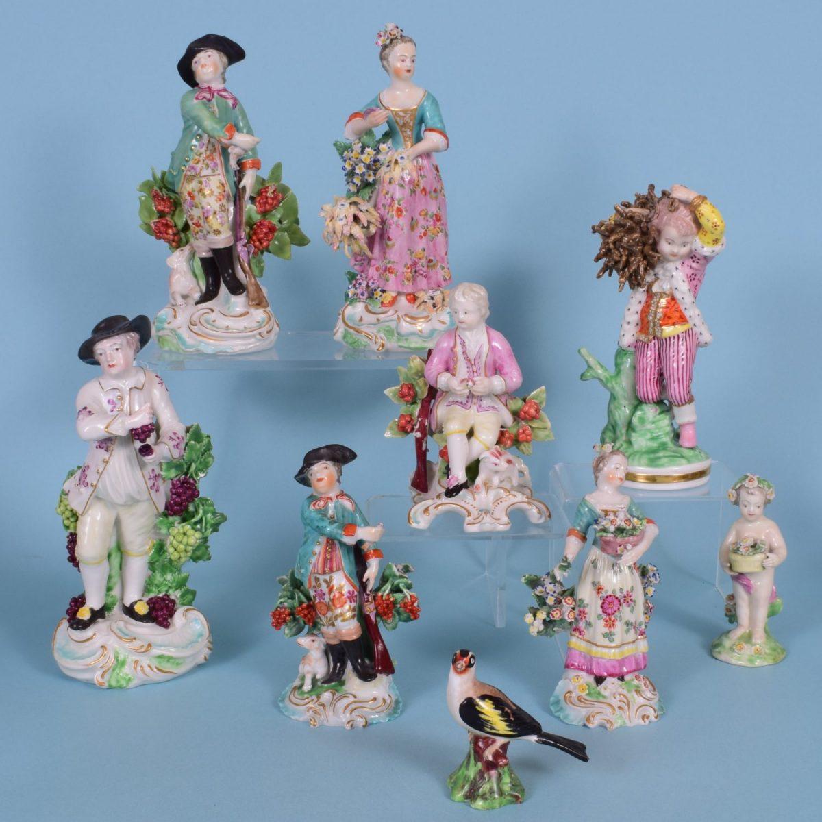 15. Derby Porcelain