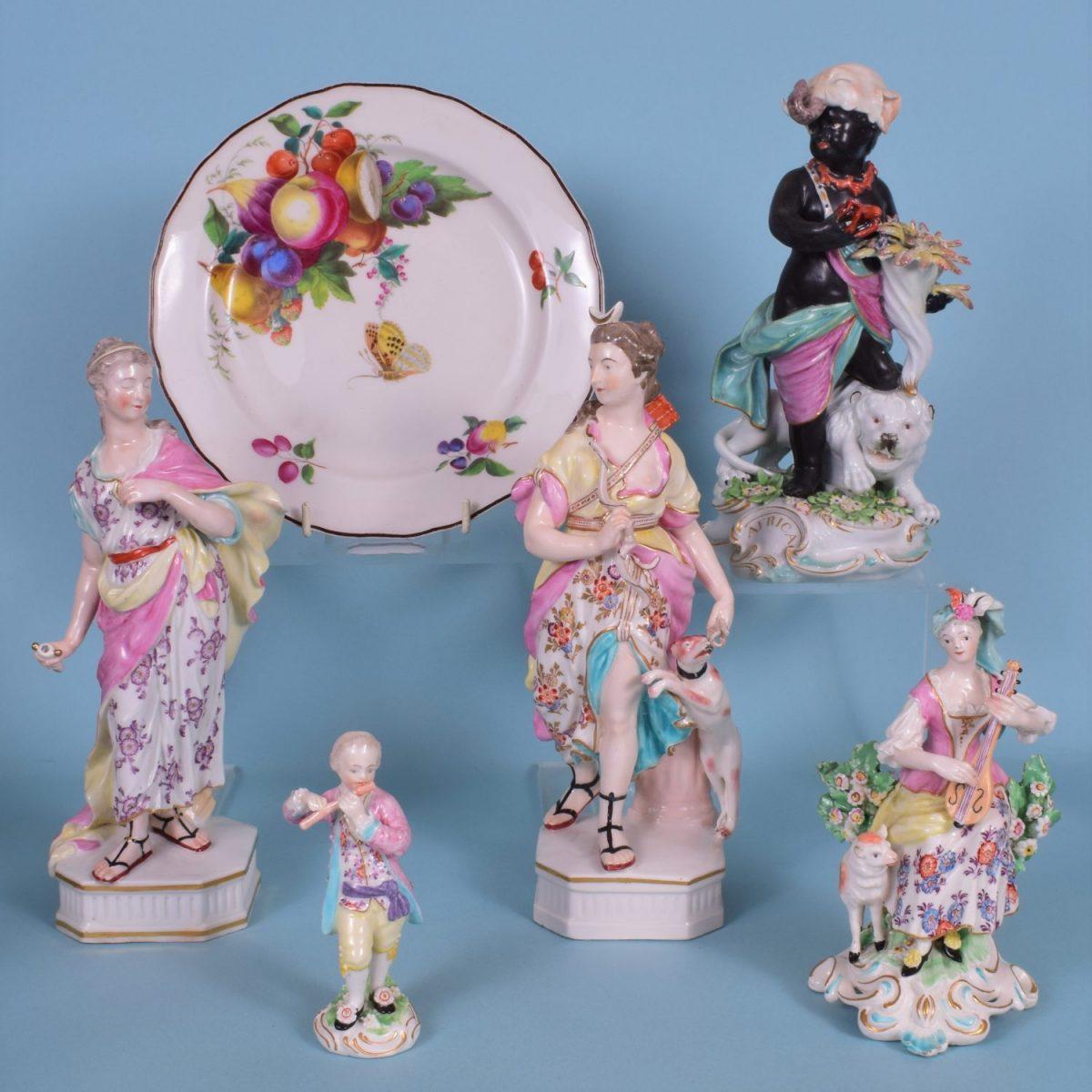 12. Derby Porcelain