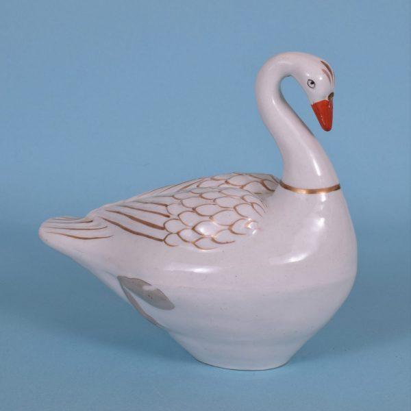 Pearlware Swan