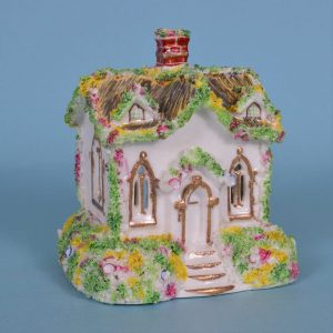 Thatched Cottage Pastille Burner