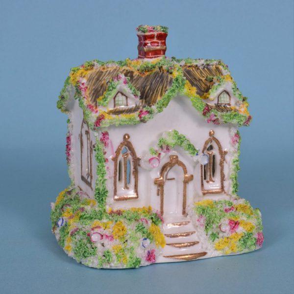 Thatched Cottage Pastille Burner