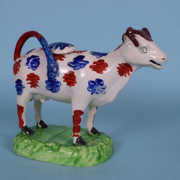 Swansea Cow Creamer