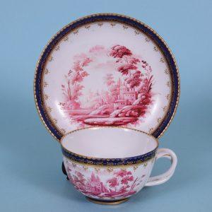 Doccia Tea Cup & Saucer