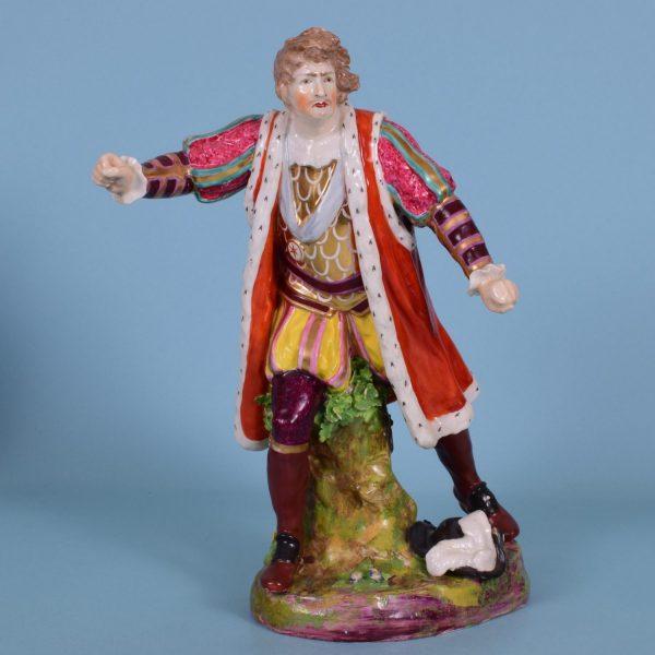 Derby Figure, Richard III
