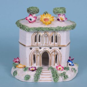 Staffordshire Porcelain House PB