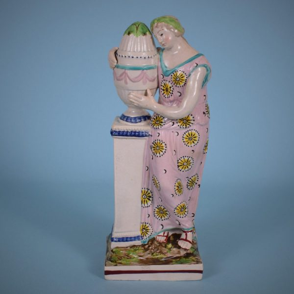 Staffordshire Figure of Andromache