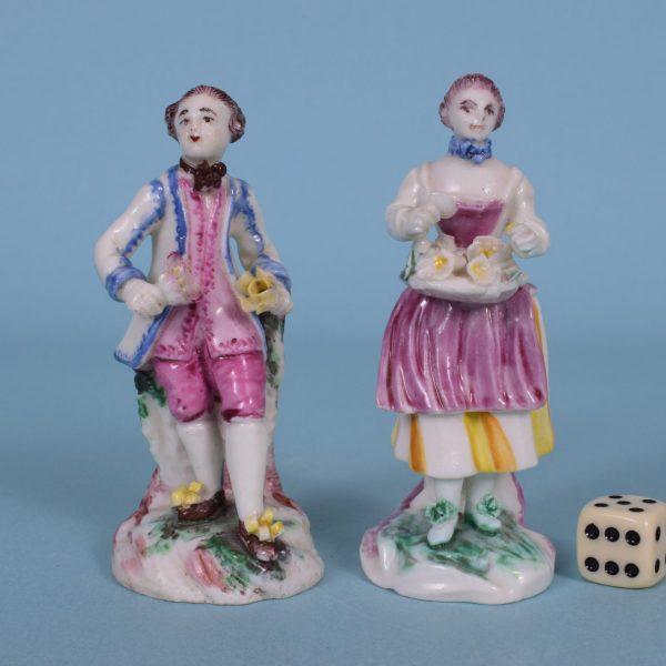 Pr Mennecy Flower sellers.