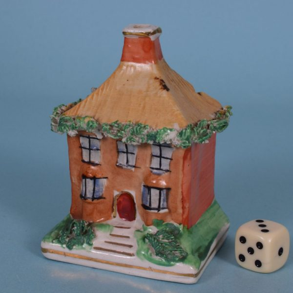 Cottage Money Box