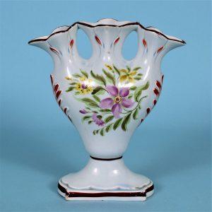 Triple Neck Flower Vase