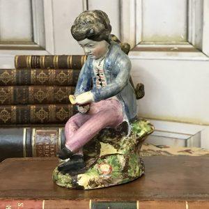 Staffordshire Reading Boy.