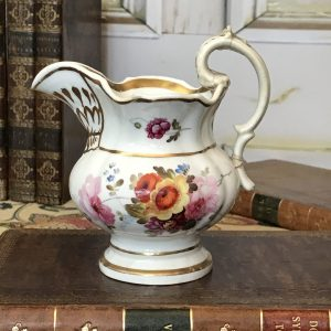 English Porcelain Jug