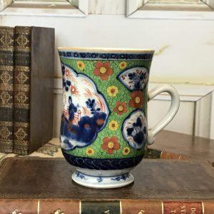 Chinese Export Porcelain Mug-