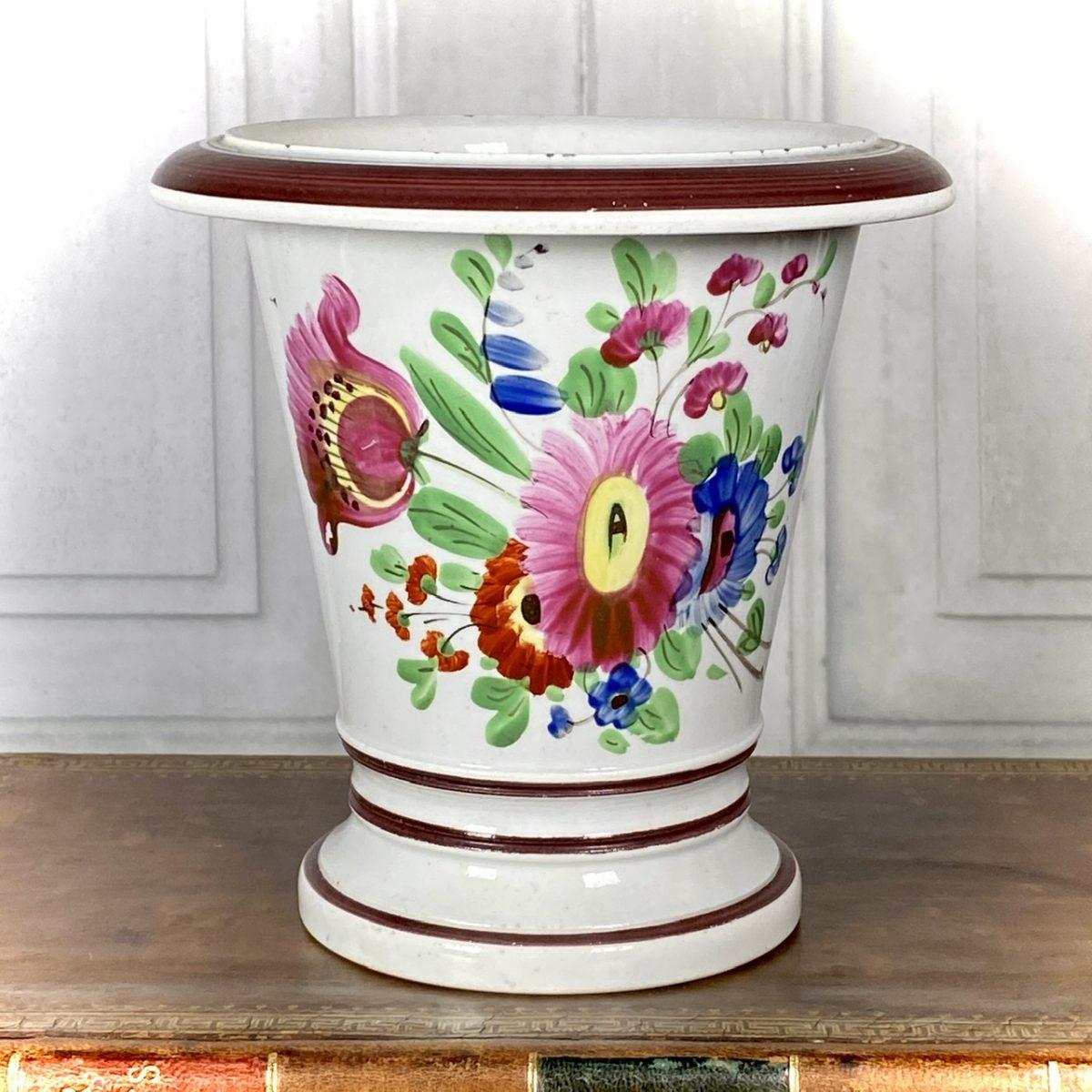 Bristol Pottery Spill Vase.